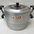 AKAO 三炊鍋 蒸し器 アカオ アルミ株式会社