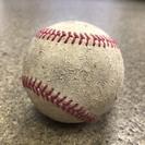 野球の硬式練習球を安く譲って頂けませんか?