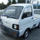 軽トラ 4WD AC MT 群馬県より 平成4年