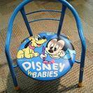 ミッキーのマメ椅子
