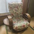 椅子 背もたれ調整可能 横78×奥行75×座面高さ36×背面高さ75cm