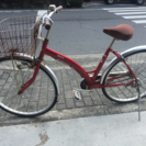 26インチ自転車、ママチャリ