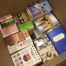 文庫本セット(古本)教養、小説、コミックなど多ジャンル120~14...