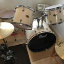 ドラムセット(pearl)