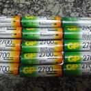 ★ お得!充電池 単3形(2700mAh)15本セット