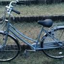 27インチ自転車(ブリヂストンTrendy)