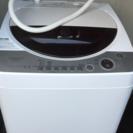 シャープ全自動洗濯機ES-FG55F