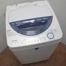 省水量タイプ 5.5kg Agイオン 洗濯機 CS89