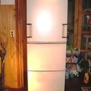 シャープ ノンフロン冷凍冷蔵庫 SJ-WA35J-H どっちもドア...