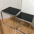 ガラスミニテーブル(飾り台)