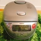 東芝/TOSHIBA 5.5合 圧力IH炊飯器 RC-10PY