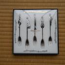MIKIMOTO(ミキモト) ティースプーン5本セット 本真珠付