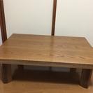 美品・中古・足が折りたためる!簡易テーブル