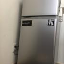 冷蔵庫 三洋SR 111T 109L シルバー