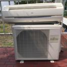 【ジャンク】2008年製、富士通エアコン、6畳用、2.2k
