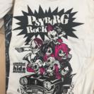 サイボーグロックTシャツ