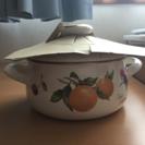 【新品】フルータスコレクション 両手鍋