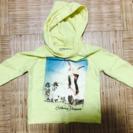 baby GAP 80 フード付Tシャツ【取引中】