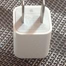 新品同様アップル純正品iPhone USB充電プラグ