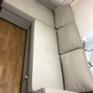IKEA 3人掛けソファ