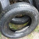 中古タイヤを差し上げます