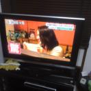 終了 Panasonic 37インチ! 液晶テレビ