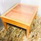 ガラステーブル LC030421