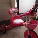 ミニー三輪車 かわいい 音もなります