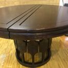 台湾製のアンティークテーブル