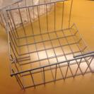 IKEAクリップオンバスケット2個セット