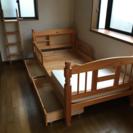 二段ベッド ニトリ