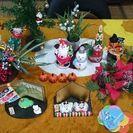 ☆季節の置物☆お正月・お雛様・五月人形・クリスマス・ハロウィン・バ...