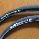giant p-sl1 700×23c (練習用のタイヤです)