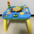 くまのプーさんテーブル式おもちゃ他2点