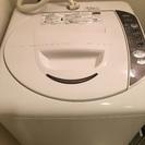 洗濯機  お譲りします