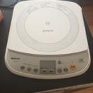コンセント式IH調理器