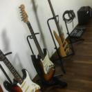 ギター加入希望です。