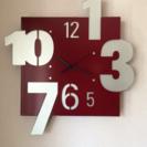 イタリア製掛け時計
