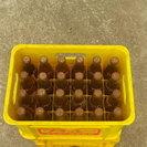 蔵出し 瓶マニア向け 昭和レトロタケダプラッシーケース入り・おまけ付き