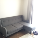 フランフランのソファー 使用1年半