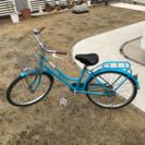 【取引中】22インチ 男児 自転車