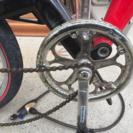ランボルギーニ 折りたたみ自転車。