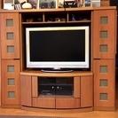 収納付きテレビボード