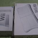 Wii&Wiiフィット中古美品