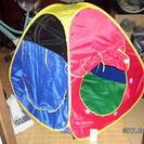 子供テント3点セット1580円