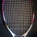 格安YONEXソフトテニスラケット(歪みあり)