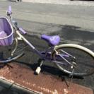 24インチ子供用自転車