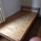 シングルベッド  IKEA