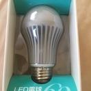 LED電球  昼白色 60w