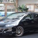 【誰でも車がローンで買えます】H22 インサイト 黒 完全自社ロー...